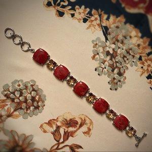 Gem Insider's Sterling Silver Gemstone Bracelet